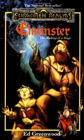 Elminster by Ed Greenwood