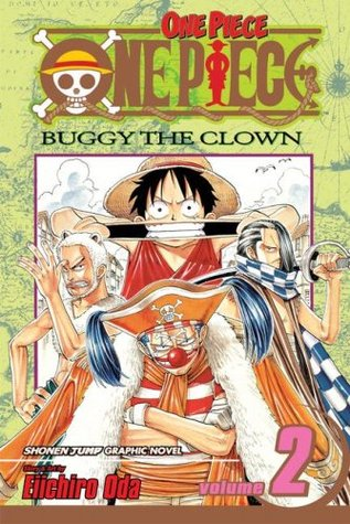 One Piece, Volume 02 by Eiichiro Oda