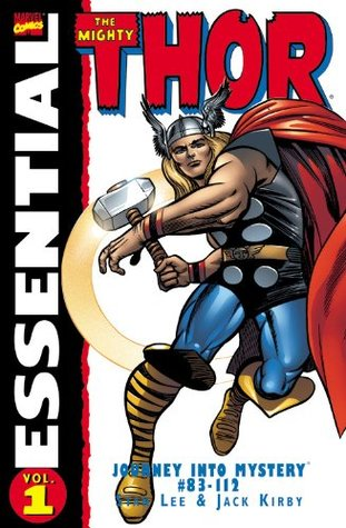 Essential Thor, Vol. 1 by Stan Lee