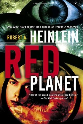 Red Planet by Robert A. Heinlein