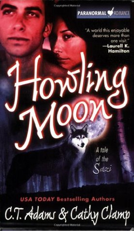 Howling Moon by C.T. Adams