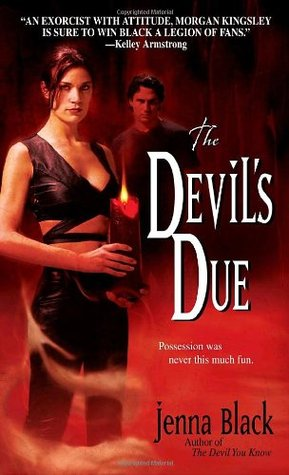 The Devil's Due by Jenna Black