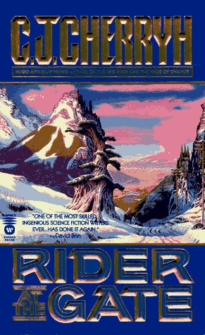 Rider at the Gate by C.J. Cherryh