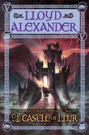 The Castle of Llyr by Lloyd Alexander