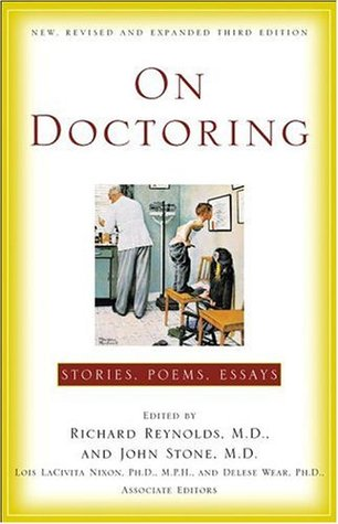 On Doctoring by Richard Reynolds