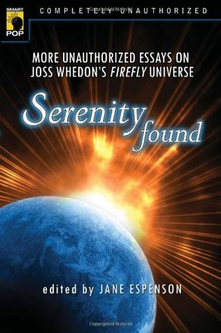 Serenity Found by Jane Espenson