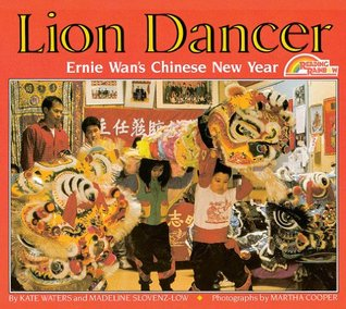 Lion Dancer by Kate Waters