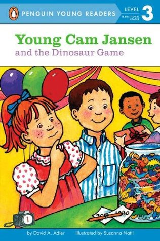 Young Cam Jansen and the Dinosaur Game (Young Cam Jansen Mysteries, #1)