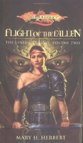 Flight of the Fallen by Mary H. Herbert