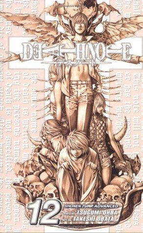 Death Note, Vol. 12 by Tsugumi Ohba