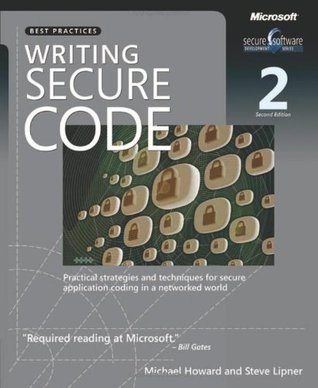 Writing Secure Code by Michael  Howard