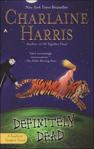 Definitely Dead by Charlaine Harris