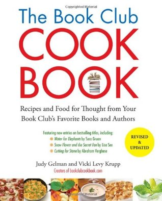 The Book Club Cookbook by Judy Gelman