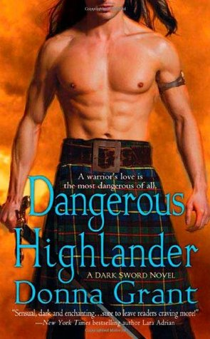 Dangerous Highlander (Dark Sword, #1)