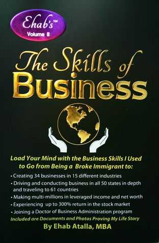 The Skills of Business by Ehab Atalla