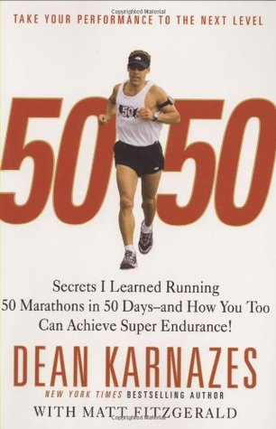 50/50 by Dean Karnazes
