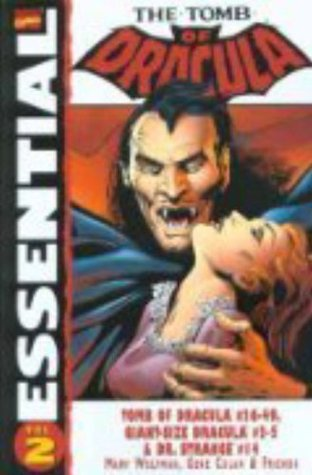 Essential Tomb of Dracula, Vol. 2