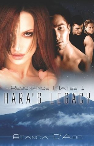 Hara's Legacy (Resonance Mates, #1)