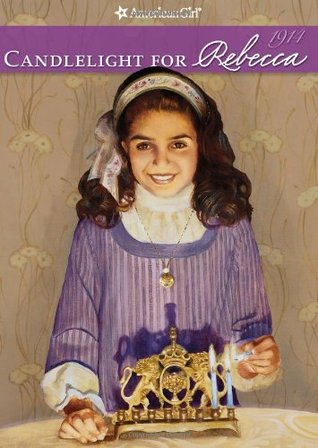 Candlelight for Rebecca by Jacqueline Dembar Greene