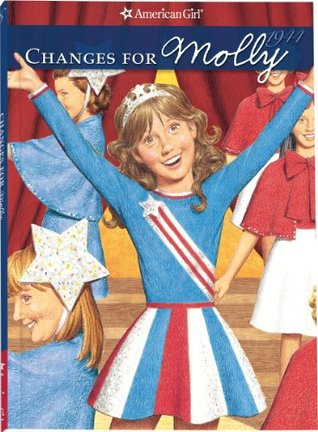 Changes for Molly: A Winter Story (American Girls: Molly, #6)