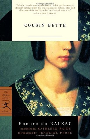 Cousin Bette (Poor Relations)