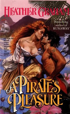 A Pirate's Pleasure (Cameron Family Saga #2)