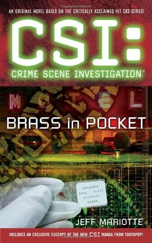 Brass in Pocket by Jeff Mariotte