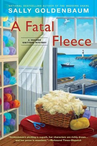 A Fatal Fleece by Sally Goldenbaum