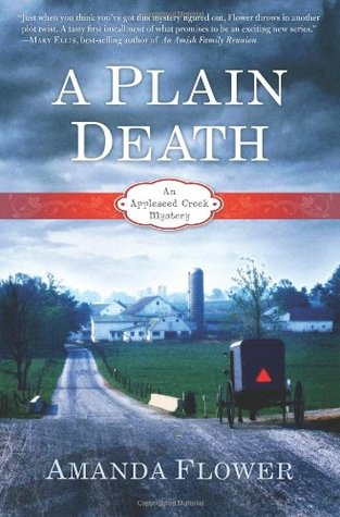 A Plain Death by Amanda Flower