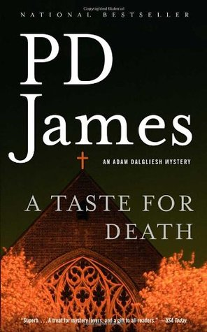 A Taste for Death by P.D. James