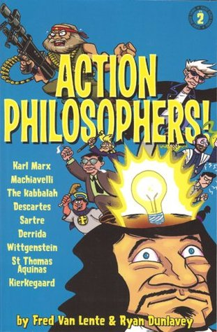 Action Philosophers Giant-Size Thing Vol. 2 by Fred Van Lente