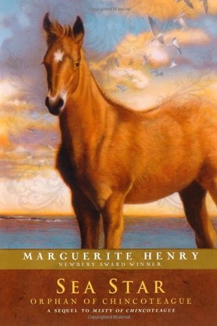 Sea Star: Orphan of Chincoteague (Misty, #2)