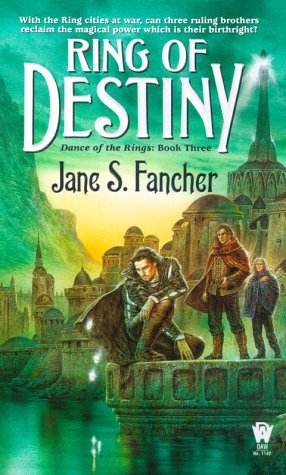 Ring of Destiny by Jane S. Fancher
