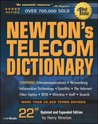 Newton's Telecom Dictionary: 22nd Edition (Newton's Telecom Dictionary)