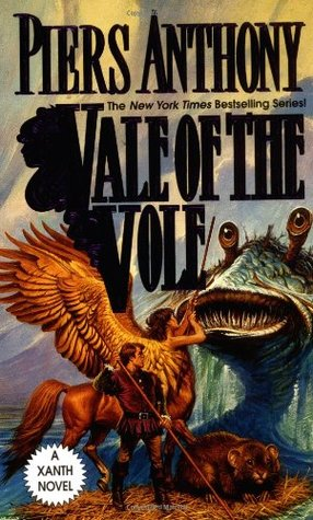 Vale of the Vole by Piers Anthony