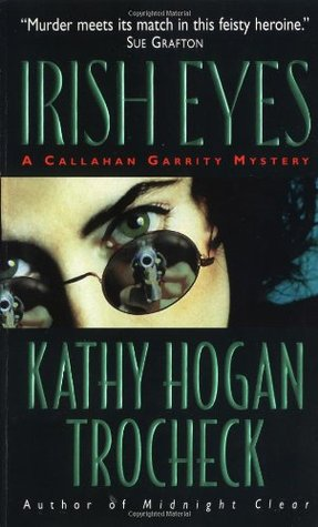 Irish Eyes by Kathy Hogan Trocheck