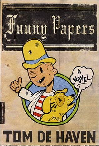 Funny Papers by Tom De Haven