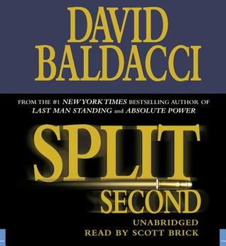 Split Second by David Baldacci