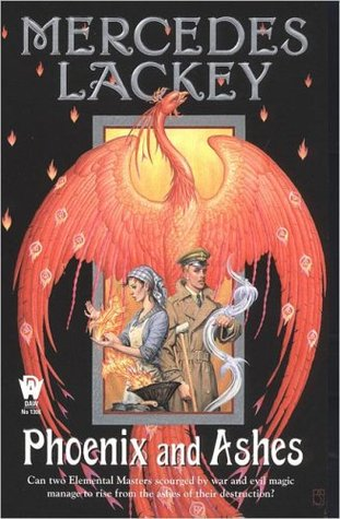 Phoenix and Ashes (Elemental Masters #4)