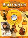 Old-Time Halloween Illustrations CD-ROM and Book