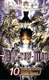 D.Gray-man, Vol. 10 (D.Gray-man #10)