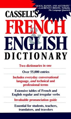 Cassell's French & English Dictionary by Cassell & Co.