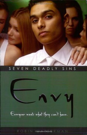 Envy Seven Deadly Sins Robin Wasserman epub download and pdf download