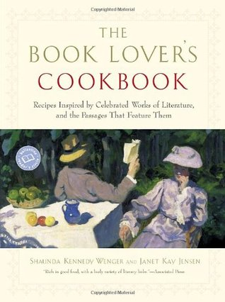 The Book Lover's Cookbook by Shaunda Kennedy Wenger