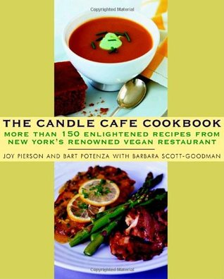 The Candle Cafe Cookbook by Joy Pierson