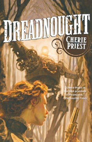 Dreadnought - Clockwork Century 2.0 [Audible Audio Edition 32k] - Cherie Priest