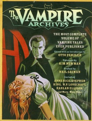 The Vampire Archives by Otto Penzler