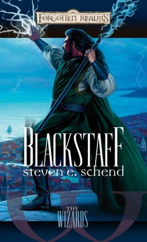 Blackstaff by Steven Schend