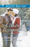 A Weaver Beginning (Return to the Double-C Ranch, #11)