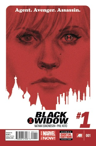 Black Widow #1 (All-New Marvel Now Black Widow, #1)